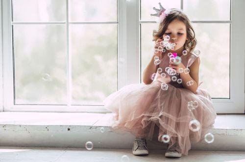 Všetky dievčatá chcú byť princezné. Tak ich, prosím, nechajte!