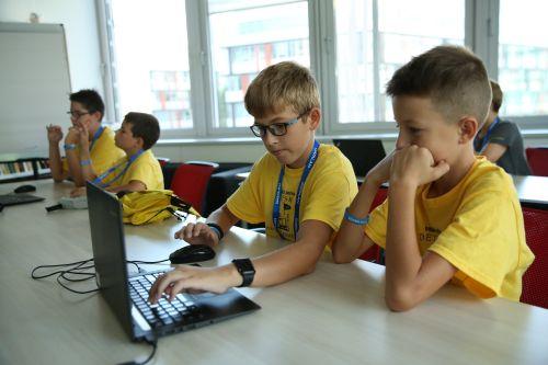 Workshop Povolanie programátor vzdelával najmenších študentov