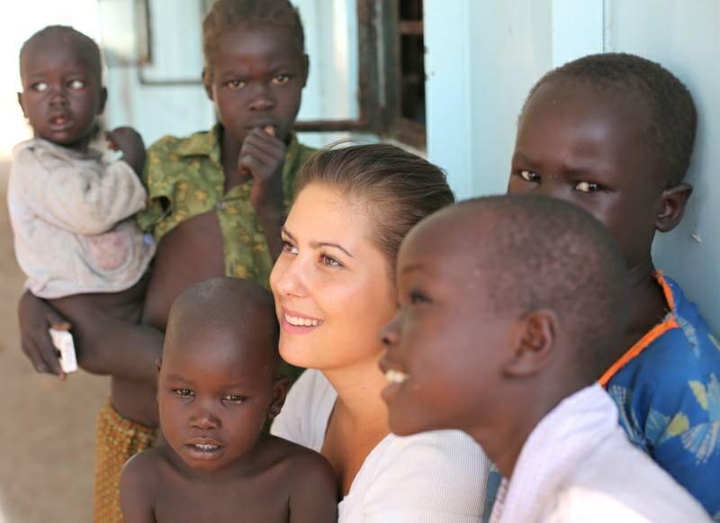 Slovenka, ktorá bola pri pôrodoch v Keni, Etiópii a Sudáne