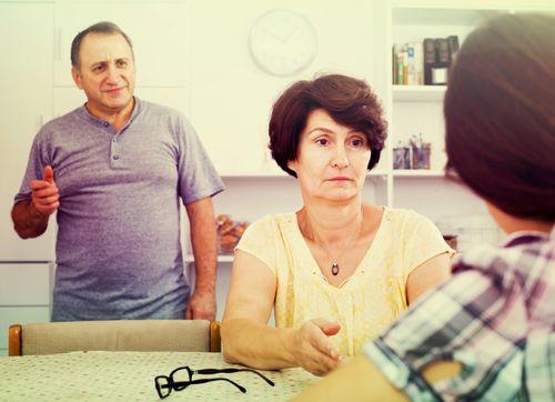 Neťahajte do manželských konfliktov svojich rodičov