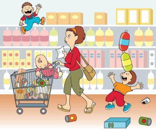 Porovnali sme ceny pri mamičkovskom nákupe online s cenami v hypermarketoch