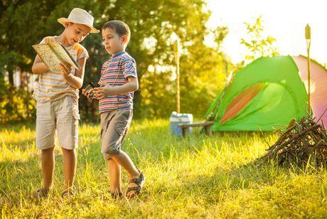 Veľký manuál detských táborov