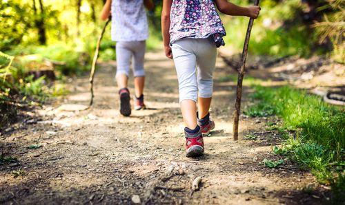 Akú dlhú túru zvládnu deti?