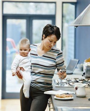 Ako zladiť prácu s rodinou?
