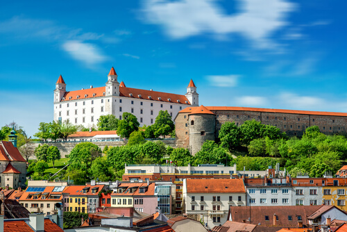 Bratislava, vylet s detmi