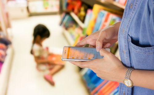 Keď si s deťmi čítate, nech to je jediná vec, ktorú práve robíte