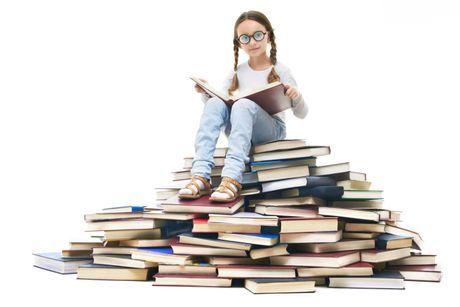 Tipy na čítanie pre pubiša