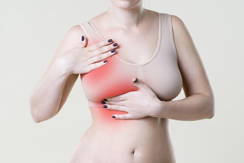 Čo pomáha na bolesť prsníkov