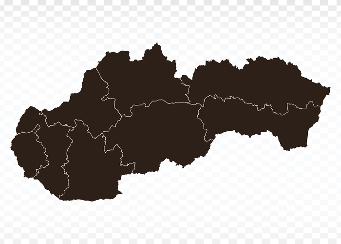 Rozdelenie okresov od 22. februára (covid automat) a opatrenia podľa farby okresu