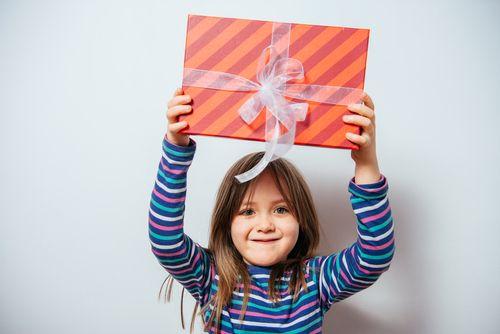 Aký darček na detskú oslavu?