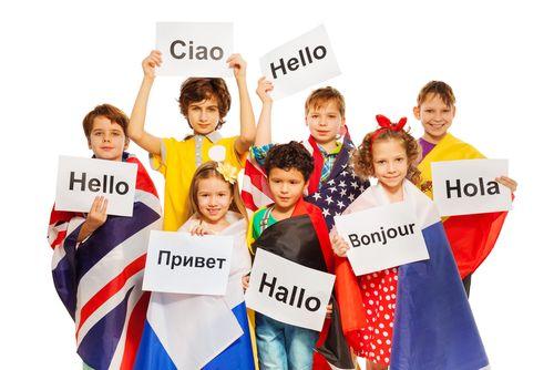 Dieťa a cudzie jazyky