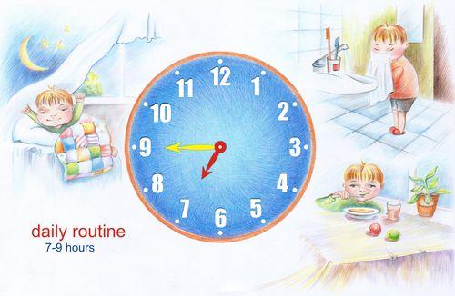 Deti potrebujú rutinu, predvídateľné a opakujúce sa veci. Aj keď sa tvária, že sa im to nepáči