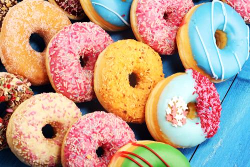 Domáce donuts