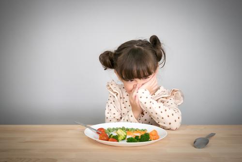 Ako ovplyvňuje vaše dietovanie vaše deti