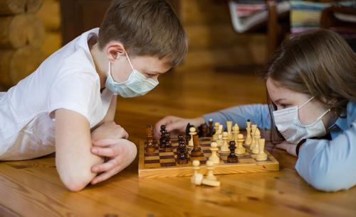 Deti sa chcú hrať . Je jedno, či žijeme v pandémii, alebo v normálnom svete