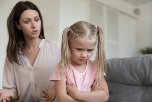 Akoby som hrach o stenu hádzala! Dá sa dieťa naučiť počúvať?