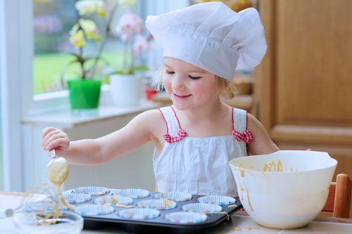 Deti nás kopírujú aj v kuchyni. Ako si ju budú pamätať, keď vyrastú?