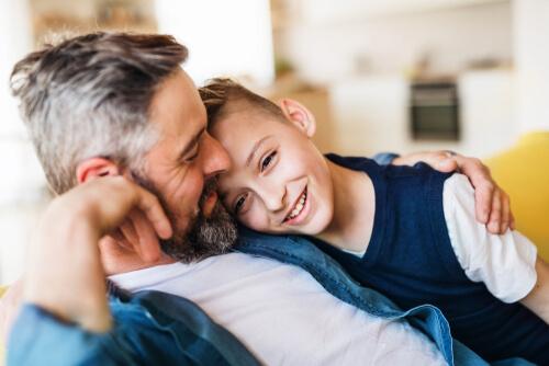 Otcovu lásku si musíme zaslúžiť