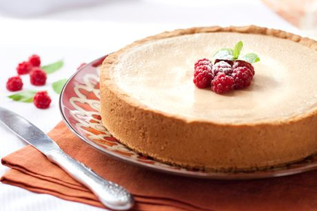 Makovo-tvarohový cheesecake