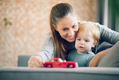 Mozog dieťaťa formujú každodenné zážitky