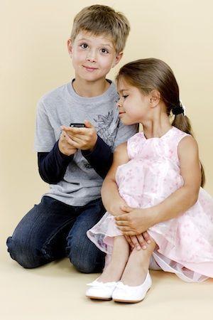Vedia deti používať mobil? 3.