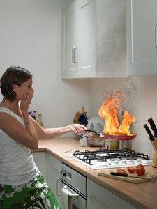 Bezpečné bývanie – kuchyňa
