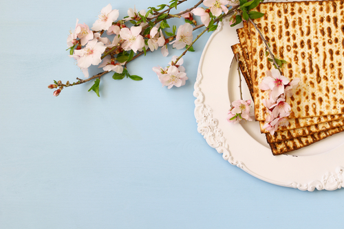 Pesach – veľkonočný baránok a nekvasené chleby