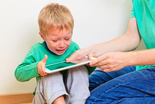 Príznaky internetovej závislosti u detí