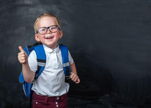 Stručný zoznam, čo potrebuje do školy prvák