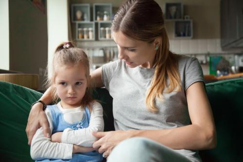 Ako sa stať rodičom, ktorý netrestá dieťa