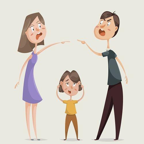 6 dôvodov, kvôli ktorým sa rodičia rozvádzajú