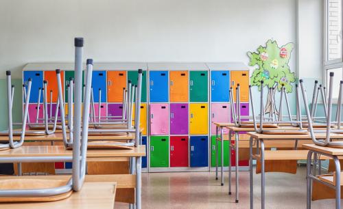 Otváranie škôl od 8. februára: môžem si nechať dieťa doma, ktoré školy sa neotvoria?