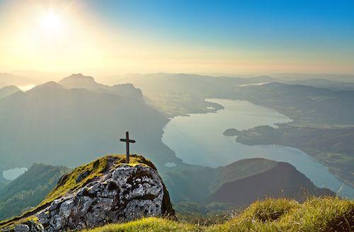 Veľkonočná turistika - slovenské kalvárie