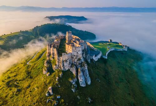 Spissky hrad, vylet s detmi