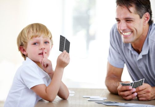 Pri hre s deťmi sa dozvieme veľa o sebe