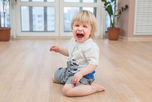 5 dôvodov, prečo sa malé deti správajú hrozne