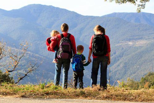 Hiking - turistika s deťmi