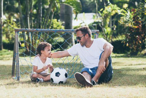Kedy začať s deťmi športovať. Kedy aký šport?