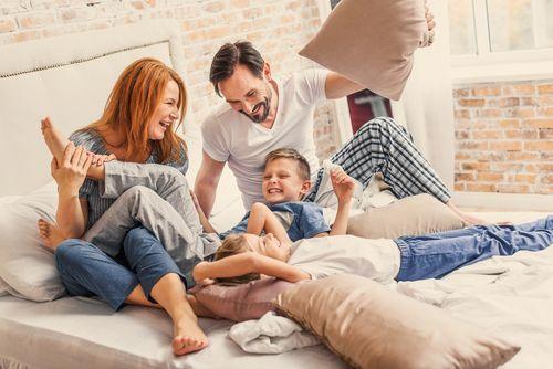 Nápady pre lenivých rodičov na víkend, ktoré nič nestoja