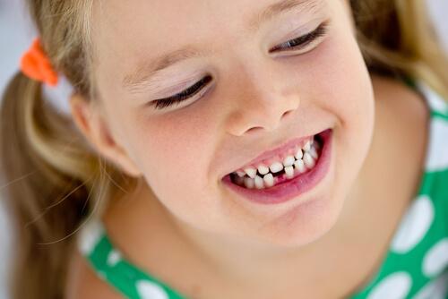 Mliecne a trvale zuby, vymena