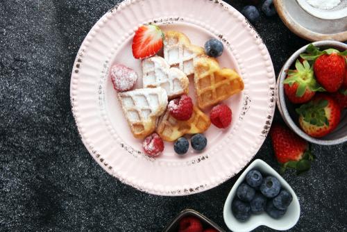Mäkkučké wafle nielen na raňajky