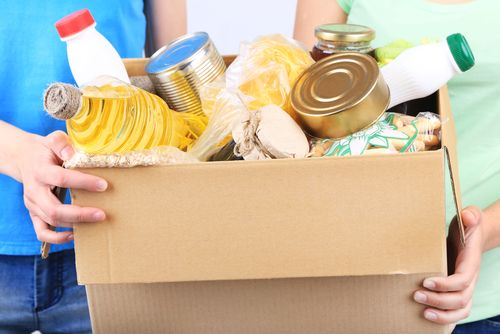Slováci ukázali svoju dobroprajnosť - darovali viac ako 49 ton potravín pre ľudí v núdzi