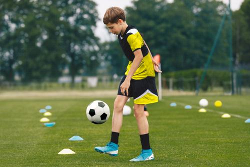 McDonald´s Cup videotréning 03: Žonglovanie s loptou
