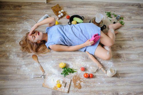 Zúfalá manželka, alebo desperate housewive