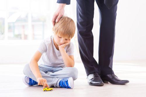 Keď dieťa odmieta svojho otca...