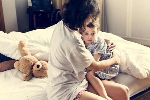Nočné mory . Ako ich s deťmi zvládnuť?