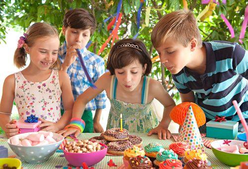 5 hier na detskú narodeninovú oslavu