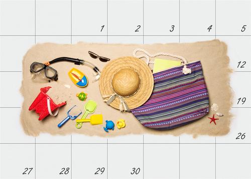 Prázdniny, víkendy, dovolenky