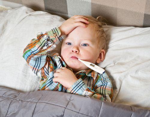 Dávate deťom pri teplote rôzne druhy liekov?