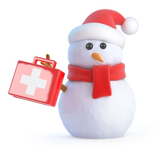 Nedajte si pokaziť sviatky - malý manuál prvej pomoci